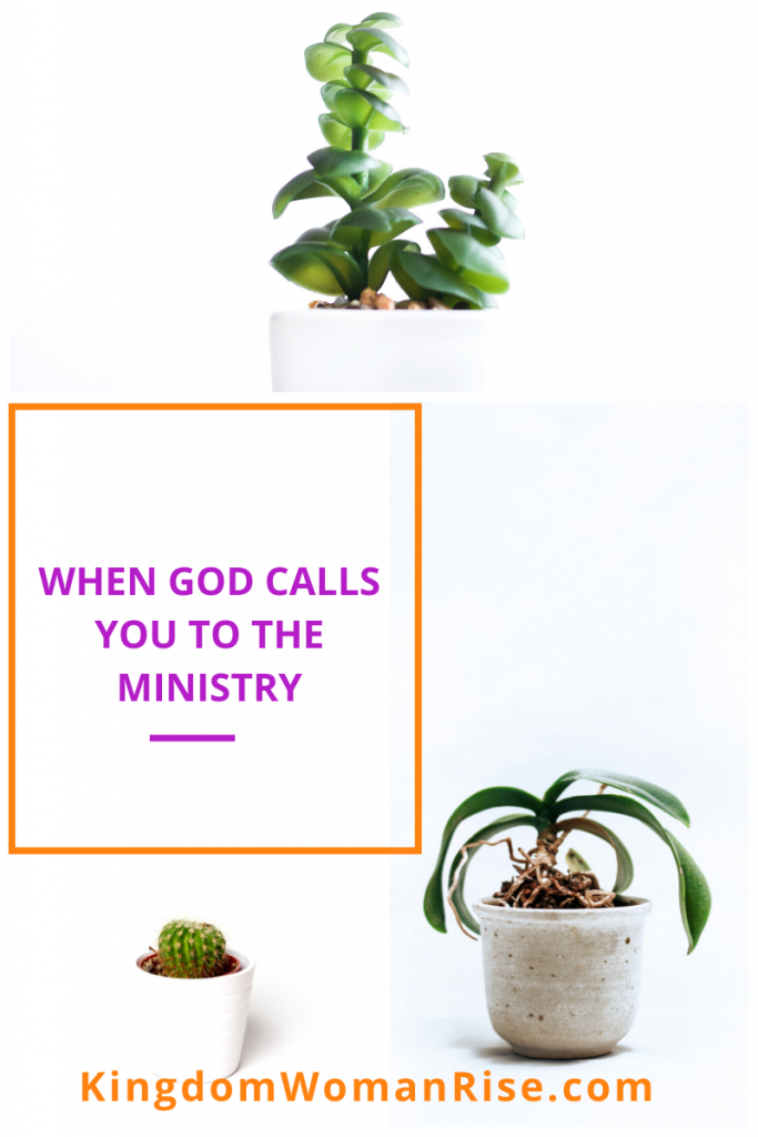 When God Calls You To The Ministry Kingdom Woman Rise